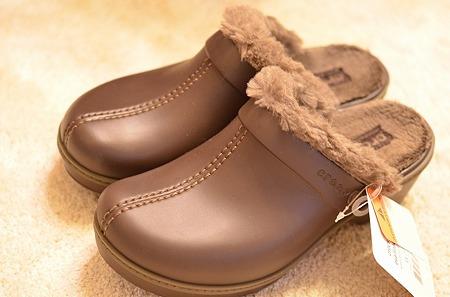 crocs cobbler eva lined clog w