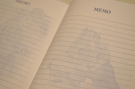 5年日記(ピーターラビット)