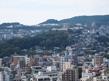 長崎の街並