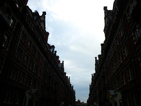 ロンドン街並