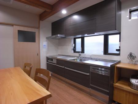 キッチン完成-2