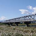 Photos: s2595_相模川上り_tri