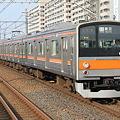 写真: 武蔵野線205系5000番台 M10編成