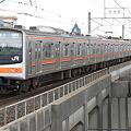 写真: 武蔵野線205系0番台 M65編成