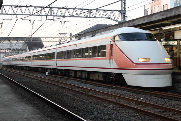 東武本線100系 102F スペーシア