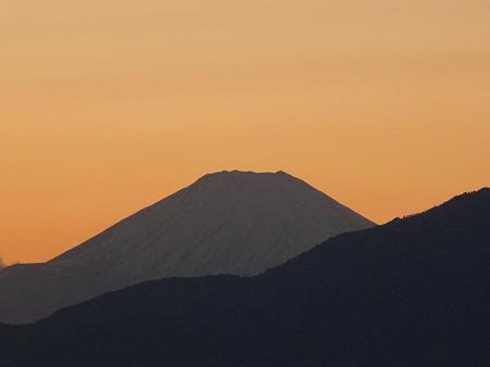 110131-富士山(夕 (3)