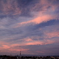 夕焼け雲(北空)01-11.09.25