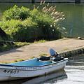 船のある風景ー2