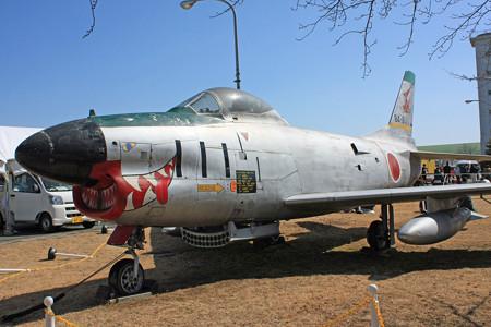 F-86D 84-8111 第3航空団第102飛行隊 IMG_9607_2