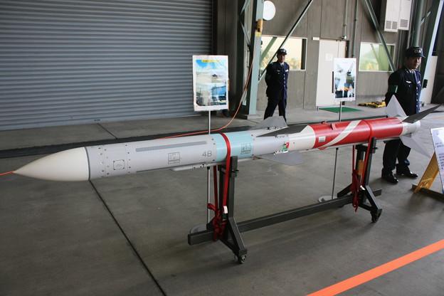 AAM-4B 99式空対空誘導弾(B)IMG_7149