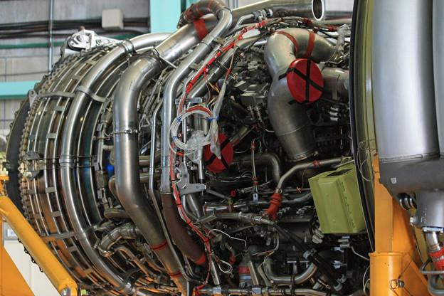 XC-2(C-2) エンジン IMG_8193_2