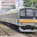 Photos: _MG_6904 南武線205系