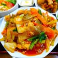 Photos: てんしん中華店 日替ランチ 鶏とザーサイの炒め定食 広島市南区的場町 Tianjin