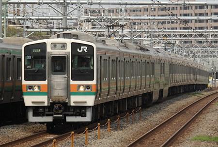 東海道線211系