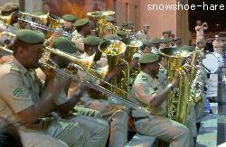 軍の音楽隊