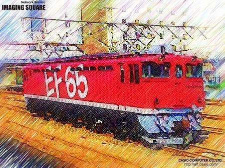 EF65-1118(色鉛筆)