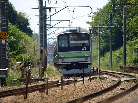 205系横浜線(成瀬界隈)11