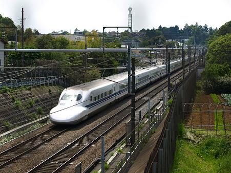 700系(新横浜→小田原間)2