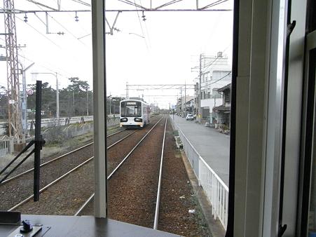 阪堺電車車窓45