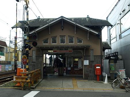 諏訪ノ森駅8