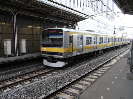 E231系総武線(秋葉原駅)2