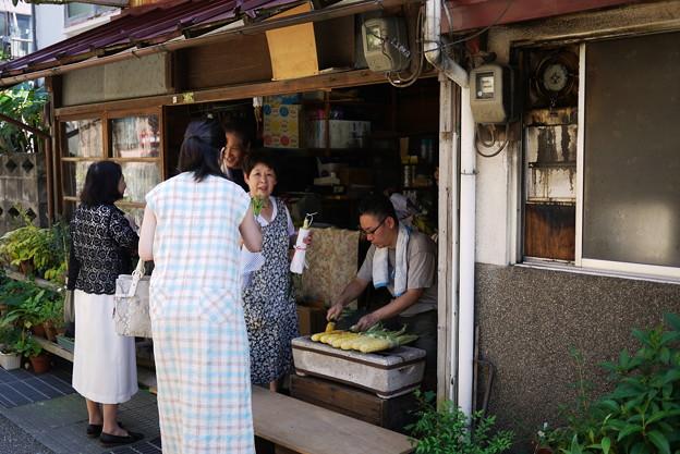 Photos: 2010.08.18 金沢 東山ひがし 観音町 長谷山観音院縁日 唐黍屋