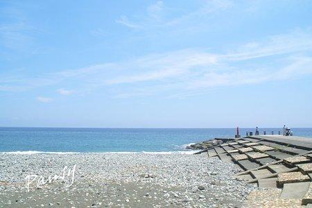 空と・・海と・・