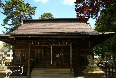 松岬神社・・2 上杉の城下町米沢へ・・