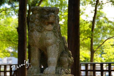 松岬神社・・3 上杉の城下町米沢へ・・