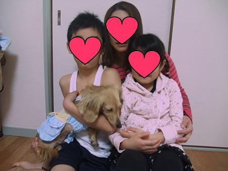 莉乃の家族