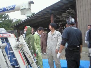 Photos: 脱穀'09 (4)