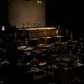 写真: これから始まるお笑いイベント「沈黙」の会場、新宿ロフトプラスワン...