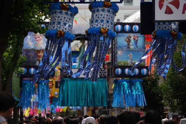 七夕祭り2014、平塚