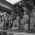 写真: 臼杵石仏・ホキ石仏第一群第二龕・第一龕  - 13