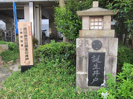 徳川秀忠誕生の井戸 - 1