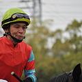Photos: フンッ(江田照男騎手)