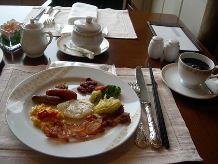帝国ホテル インペリアルバイキング サール 朝食