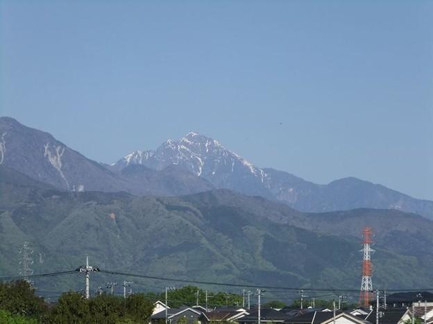 甲斐駒ケ岳2-3