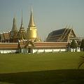 バンコク|ワット・プラケオと王宮