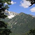 写真: 100721-62槍ヶ岳