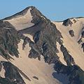 写真: 100722-39穂高連峰と槍ヶ岳(27/30)
