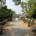 Photos: 110517-53防府天満宮・青銅鳥居を望む