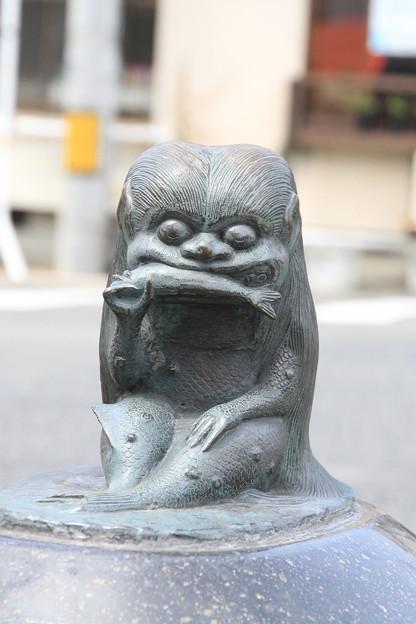 Photos: 110519-203水木ロード・妖怪