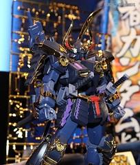 第49回静岡ホビーショー(2010) レポートその11 MG 武者ガンダムMK-2 03