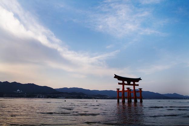 Photos: 宮島の大鳥居