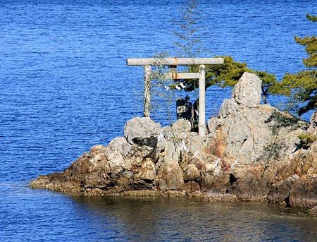 猪鼻湖神社-230101-1