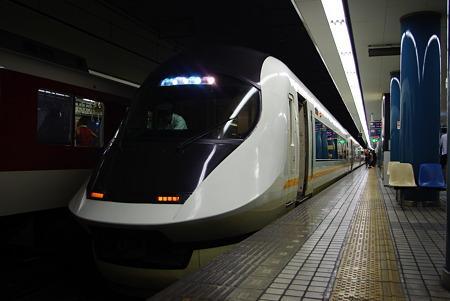 近鉄名阪ノンストップ特急『アーバンライナー』-その1-