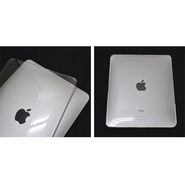 写真: iPadクリヤーケース