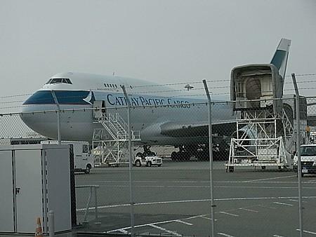 貨物専用飛行機