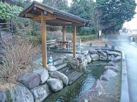 湧沢津水源(2)